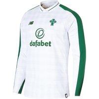 Celtic Away Shirt 2018-19 - Long Sleeve