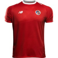 Costa Rica Home Shirt 2018