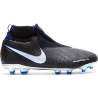 Nike Phantom Vision Elite Dynamic Fit Firm Ground Football Boots - Black - Kids