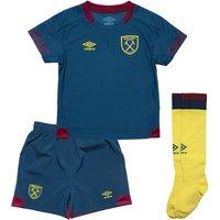 West Ham United Away Infant Kit 2018-19