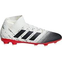 Adidas Nemeziz 18.3 Firm Ground Football Boots - White