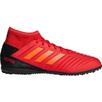 adidas Predator 19.3 Astroturf Trainers - Red - Kids