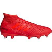 Adidas Predator 19.3 Soft Ground Football Boots - Red