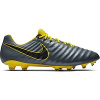 Nike Tiempo Legend 7 Elite Firm Ground Football Boot - Grey
