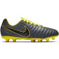 Nike Tiempo Legend 7 Club Firm Ground Football Boots - Grey - Kids