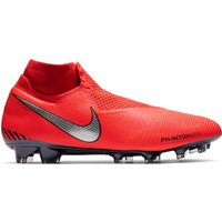 Nike Phantom Vision Elite Dynamic Fit Firm Ground Football Boots - Red