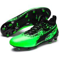Puma One 19.1 Firm Ground Football Boots - Green