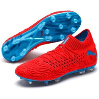 Puma Future 19.1 Netfit Firm Ground Football Boots - Red