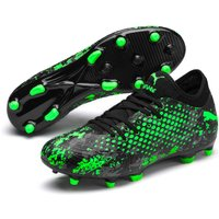 Puma Future 19.4 Firm Ground Football Boots - Black