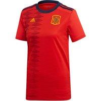 Spain Home Shirt 2019 - Womens