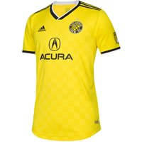 Columbus Crew Primary Authentic Shirt 2019