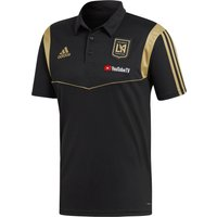 Los Angeles FC Coaches Polo - Black