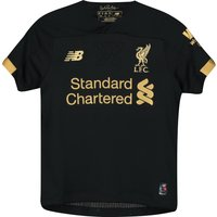 Liverpool Home Goalkeeper Shirt 2019-20 - Kids