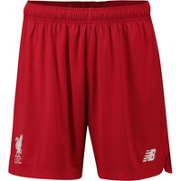 Liverpool On-Pitch Knit Short - Red