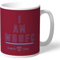 West Ham United Personalised I Am Mug