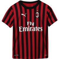 Ac Milan Home Shirt 2019-20 - Kids