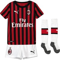 Ac Milan Home Mini Kit 2019-20