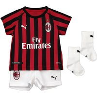 Ac Milan Home Baby Kit 2019-20