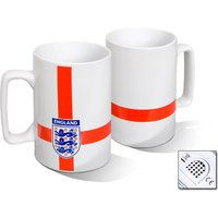 England FA Musical Mug