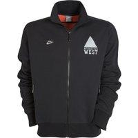 Nike Athletics West N98 Track Jacket - Black/Reflective Silver