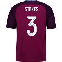 Manchester City Away Stadium Cup Shirt 2017-18 - Kids with Stokes 3 printing