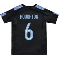 Manchester City Third Stadium Cup Shirt 2017-18 - Kids with Houghton 6 printing