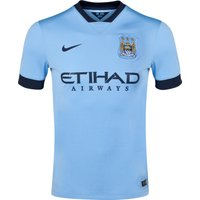 Manchester City Home Shirt 2014/15