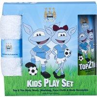 Manchester City Kids Play set