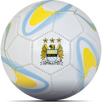 Manchester City Size 2 Football White/Sky