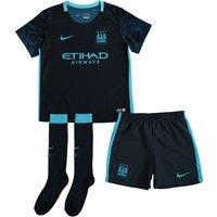 Manchester City Away Kit 2015/16 - Little Kids