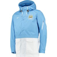 Manchester City Saturday Jacket Sky Blue
