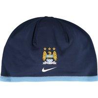 Manchester City Beanie Navy