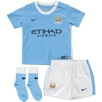 Manchester City Home Kit 2015/16 - Infants Sky Blue