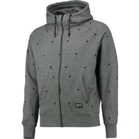 Nike F.C. AW77 Full Zip Hoody Dk Grey