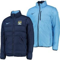 Manchester City Core Padded Jacket Navy