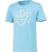Manchester City Squad T-Shirt Blue