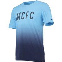 Manchester City Match T-Shirt Blue
