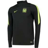 Manchester City Midlayer Top Black