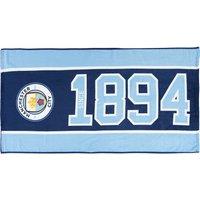 Manchester City Established Towel