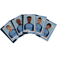 Manchester City Player Exercise Book - 5 Pack