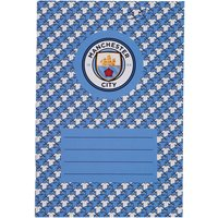 Manchester City Exercise Book