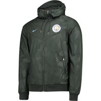 Manchester City Authentic Windrunner - Green