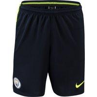 Manchester City Squad Training Shorts - Dark Blue