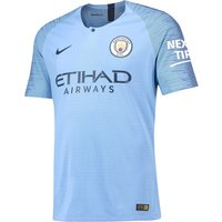 Manchester City Home Vapor Match Shirt 2018-19