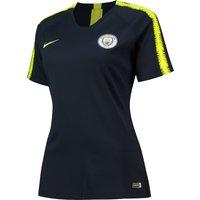 Manchester City Squad Training Top - Dark Blue - Womens