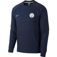 Manchester City Venue Crew Sweatshirt - Black