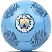 Manchester City Size 2 Linear Football - Sky