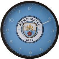Manchester City Wall Clock