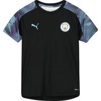 Manchester City Training Jersey - Black - Kids