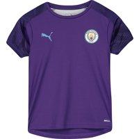 Manchester City Training Jersey - Purple - Kids